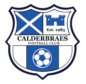 Calderbraes FC junior team logo